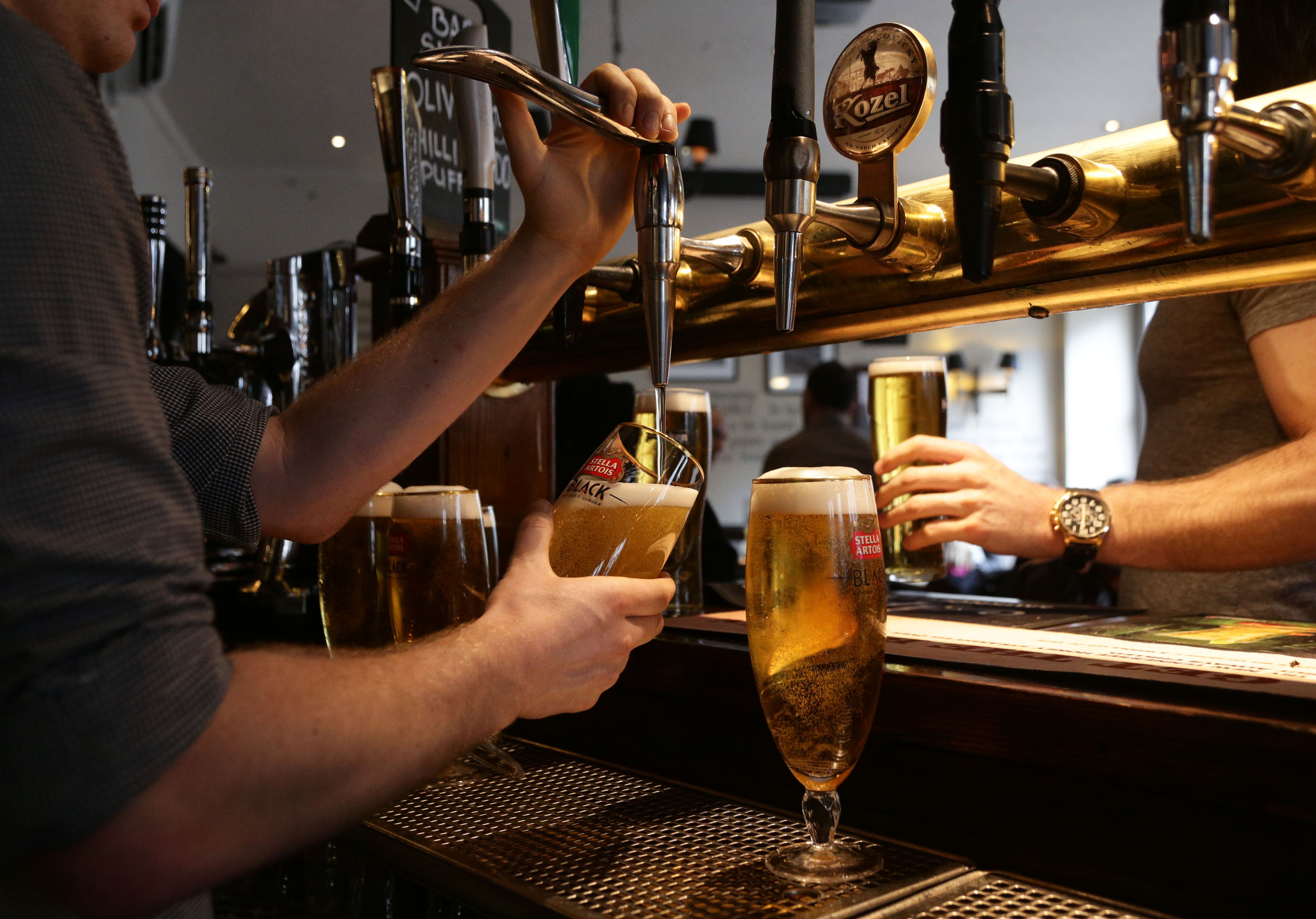 PA 19629901 Drinking Beer Can Help You Lose Weight, According To Science