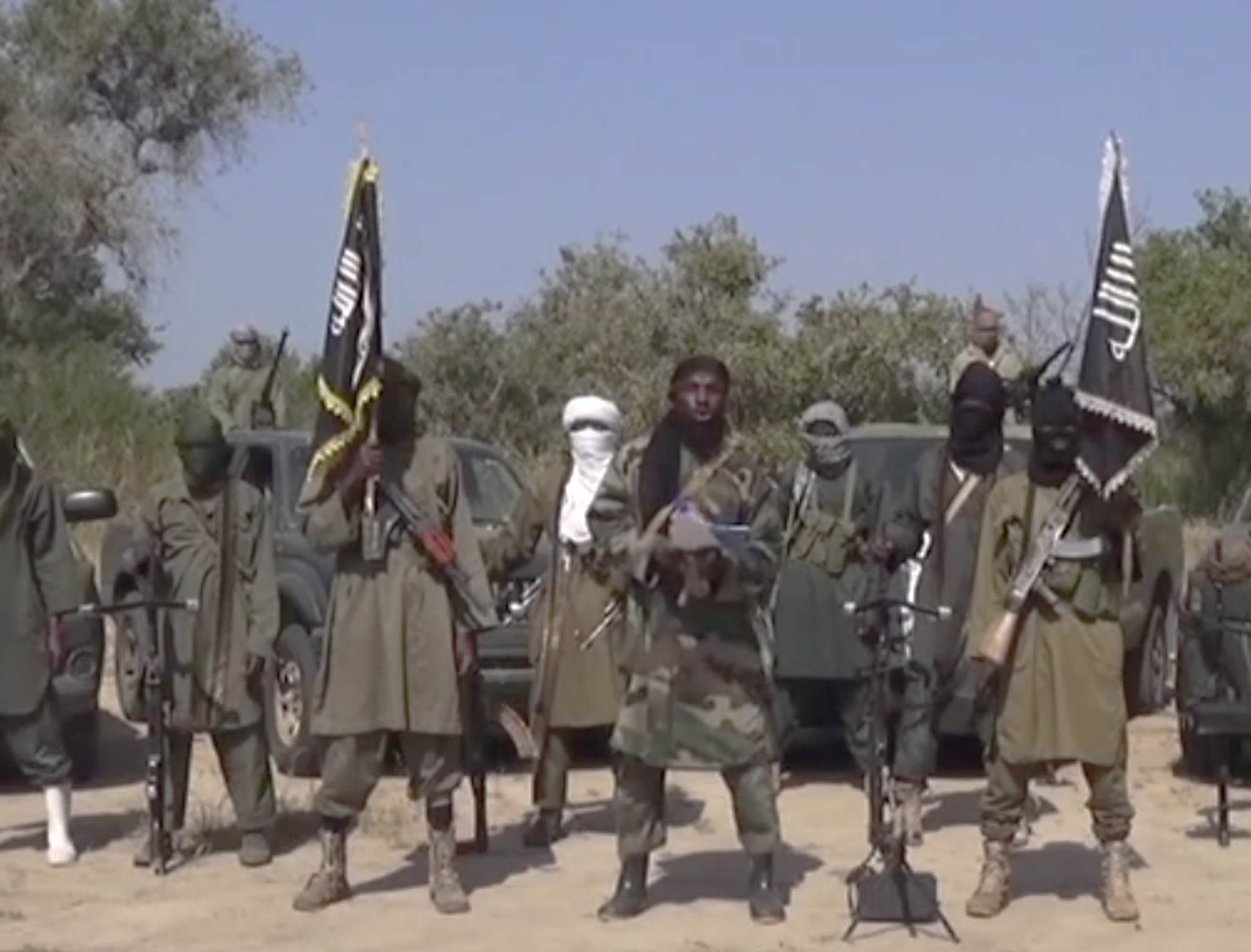 PA 22139934 Boko Haram Use Children In One Fifth Of All Suicide Attacks, Report Says