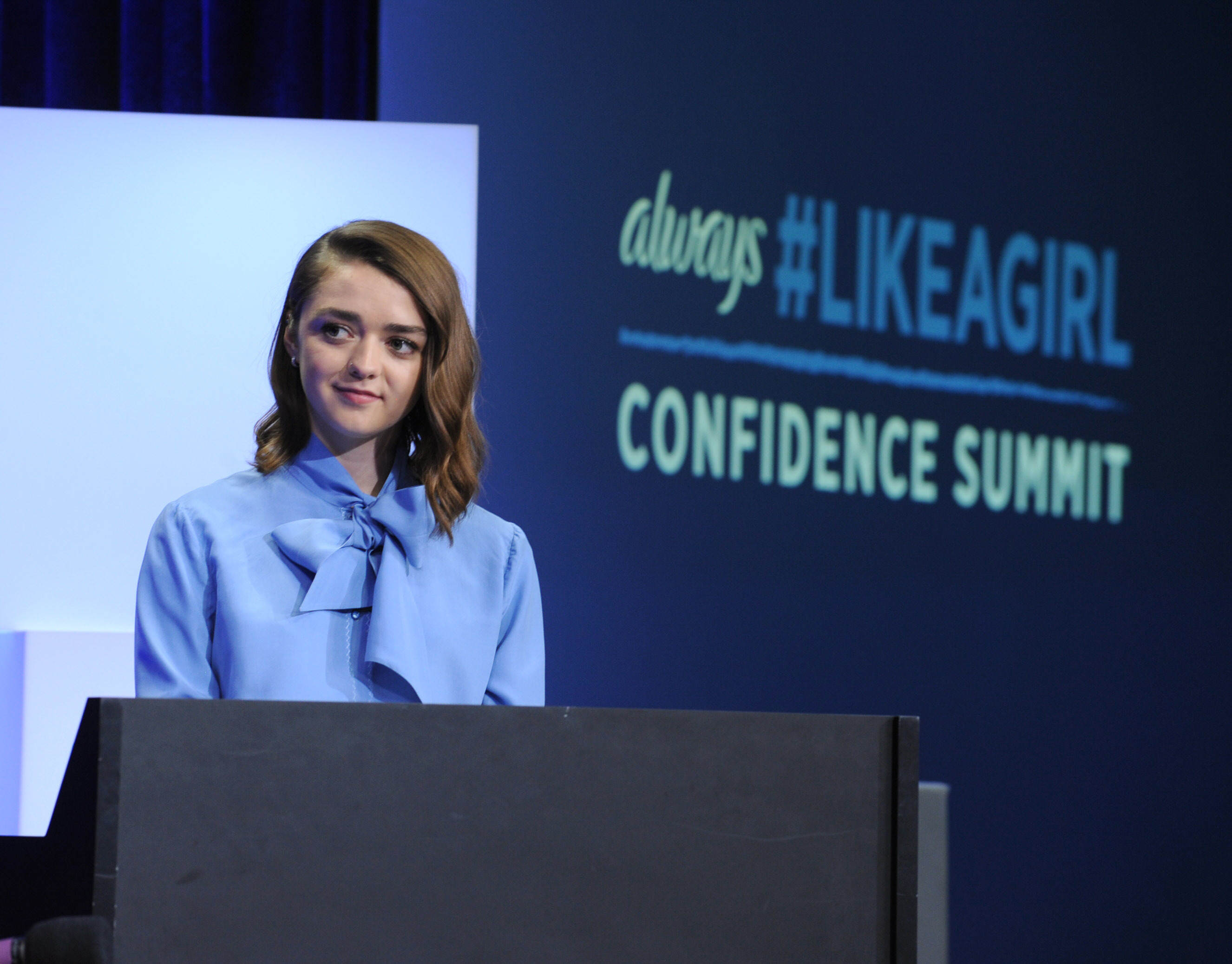 PA 23496472 GoT's Maisie Williams Explains Why We Should Stop Using The Word Feminist