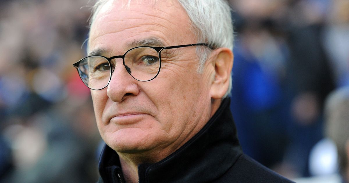 Ranieri Face Politicians Want Claudio Ranieri Knighted If Leicester Win The Premier League