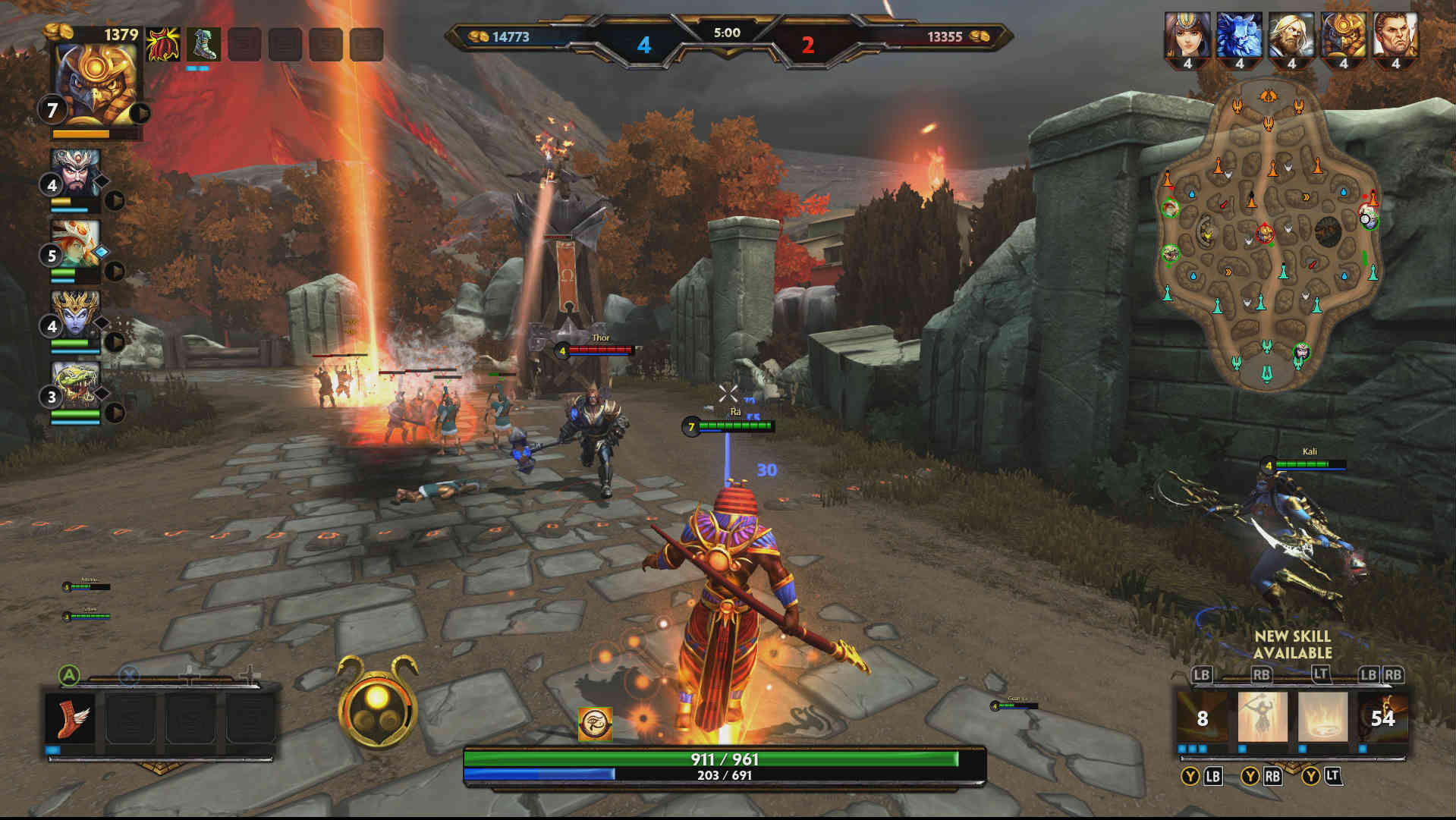 SMITE XBox feat1 BAFTA Game Awards 2016   See The Winners Here