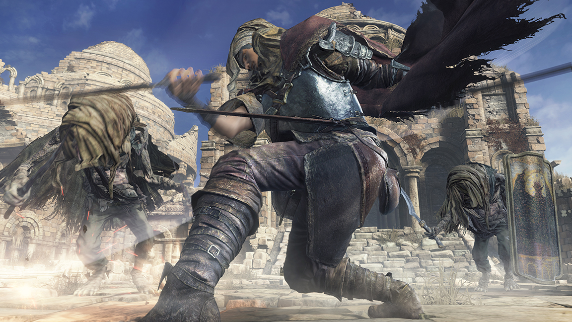 Screen1 1459526563 Dark Souls 3 Is An Enveloping End To A Much Loved Series