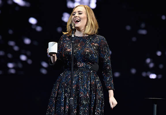adele web thumb Adele Tells Fans Shes Going To Become A Witch, Because Why Not?
