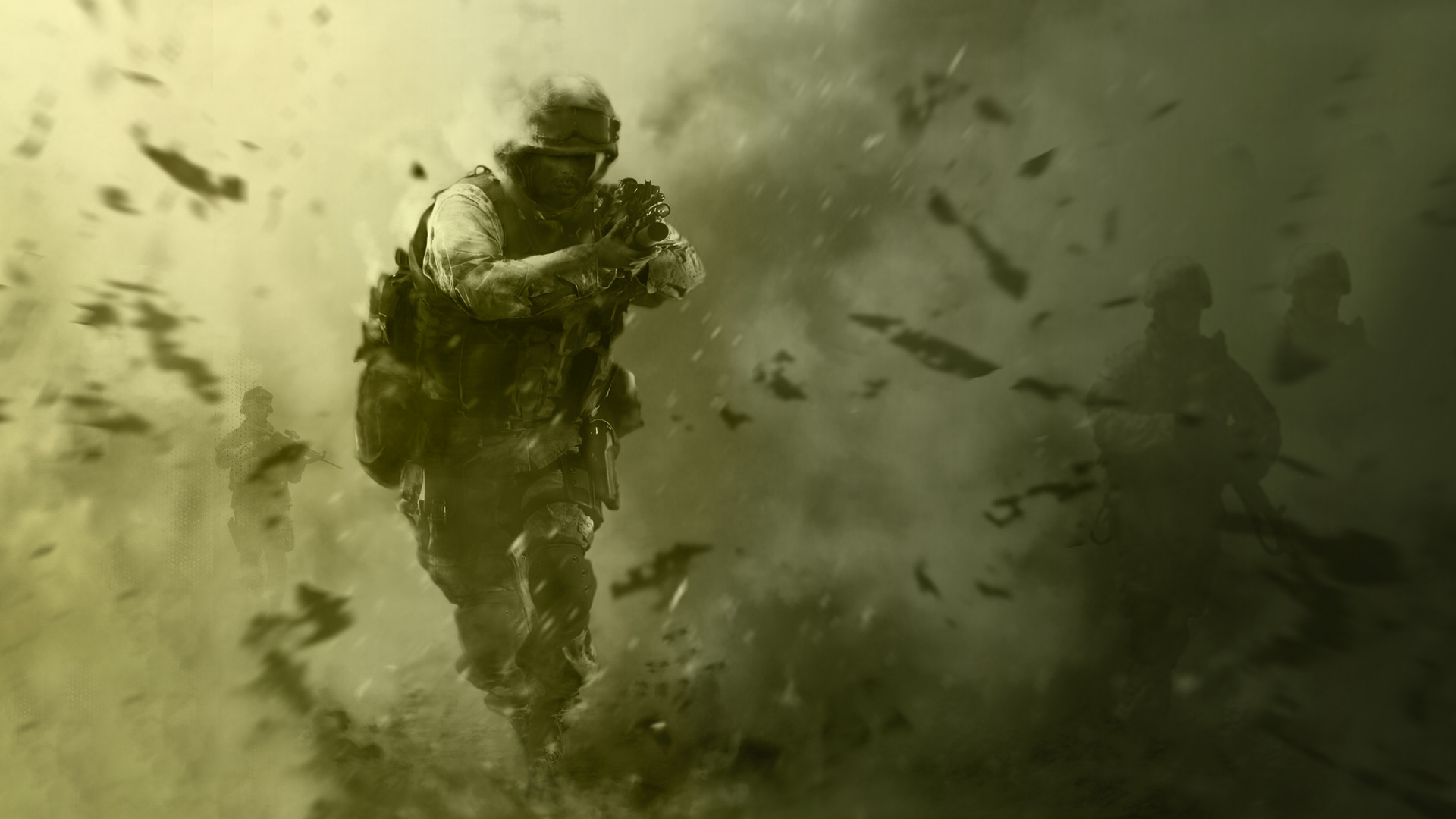 The 10 Greatest Xbox 360 Games Of All Time call of duty 4 modern warfare 2582