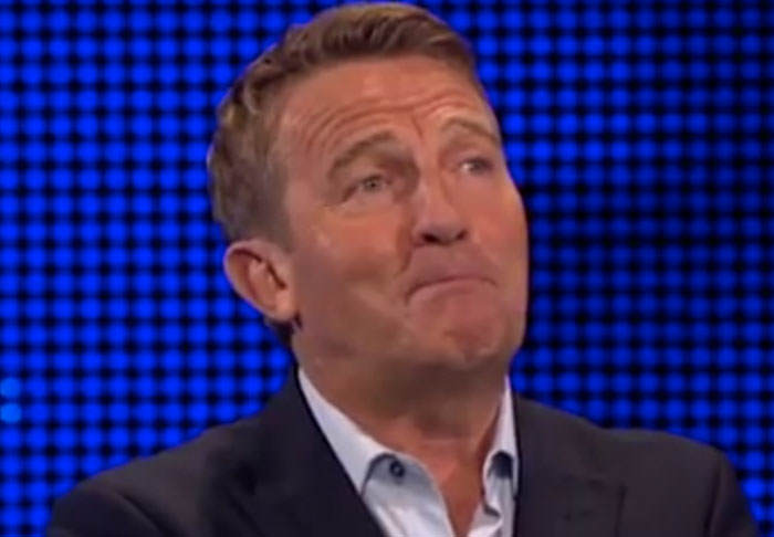 chase1 Bradley Walsh Loses His Sh*t At The Chase Question, Twitter Follows Suit