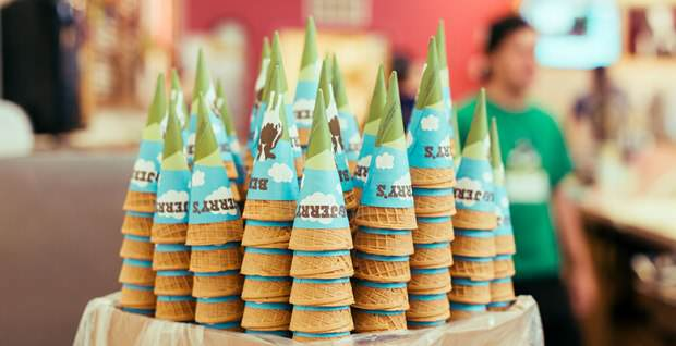 cones 2 Today Is Ben & Jerry's Free Cone Day And You Can Have As Many As You Like