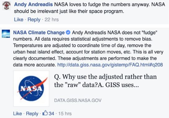 fb3 NASA Is Shutting Down Global Warming Deniers On Bill Nyes Facebook