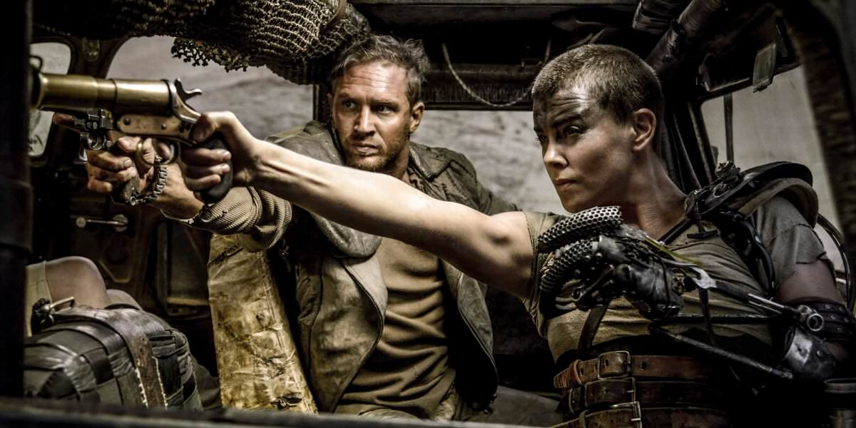 furiosa and mad max 136006 Charlize Theron Says She Didnt Get Along With Tom Hardy While Filming Mad Max