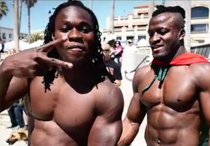 hench1 These Guys Got Absolutely Ripped Without Any Equipment Or Supplements
