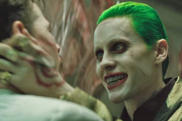 how jared leto became the 12th man to play the joker 640x426 Jared Leto Did Some Pretty Messed Up Sh*t  To The Cast Of Suicide Squad During Filming