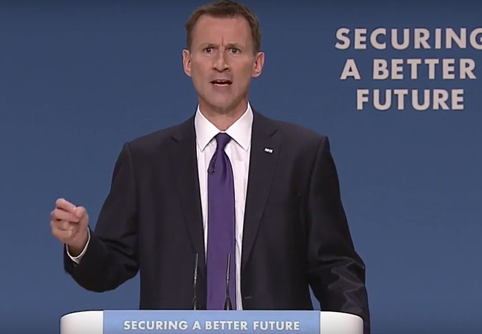Cassetteboy Steps Into Junior Doctors Row With Hilarious Jeremy Hunt Mix hunt1