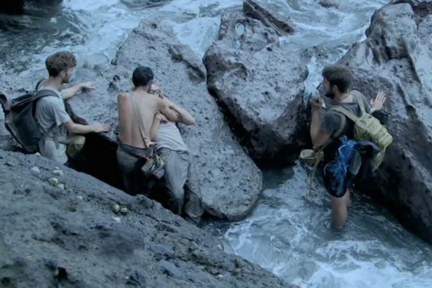 island This Could Be Most Brutal Moment On Bear Grylls The Island Ever