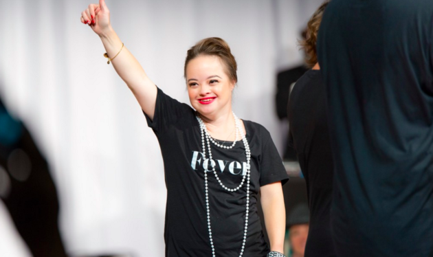 katie6 Woman Becomes First Model With Down Syndrome To Land Beauty Campaign