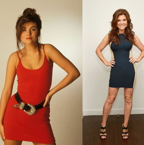 kelly New Photo Emerges Of Kelly Kapowski, Proves We Still Love Her
