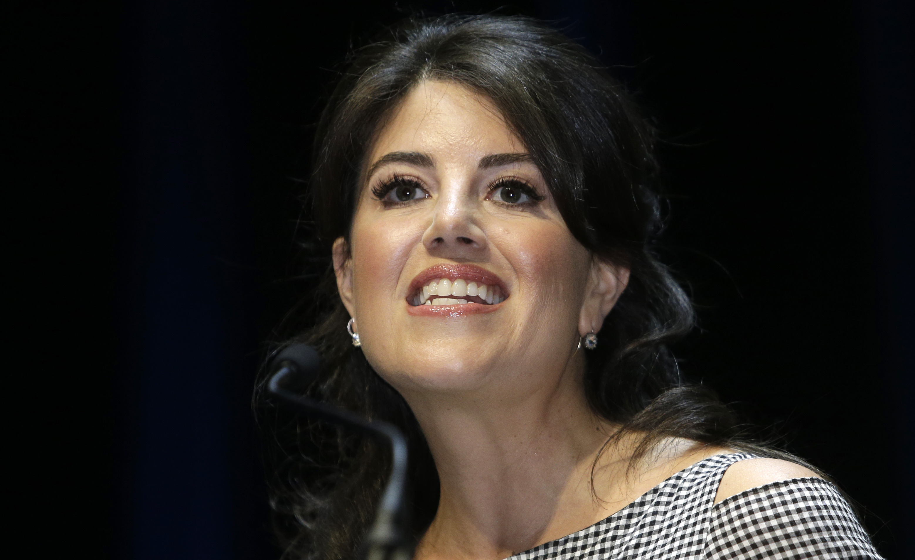 lewinsky Monica Lewinsky Speaks Out About Clinton Sex Scandal And The Trauma It Caused