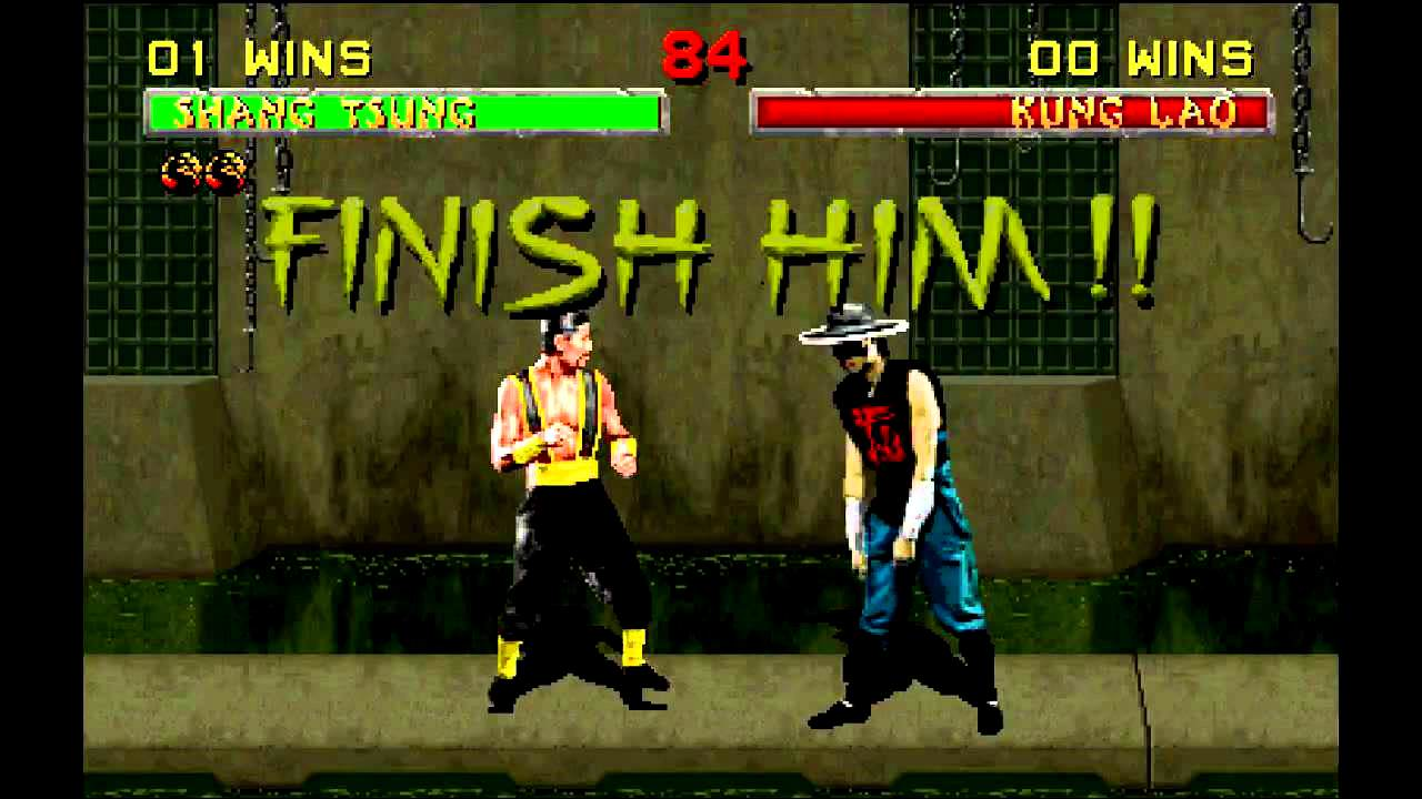 maxresdefault 1 5 Every Mortal Kombat Fatality Ever, Supercut Into One Gruesome Video