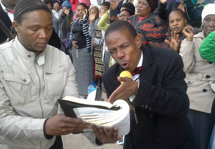 mboro1 Pastor Went To Heaven And Took Selfie To Prove It