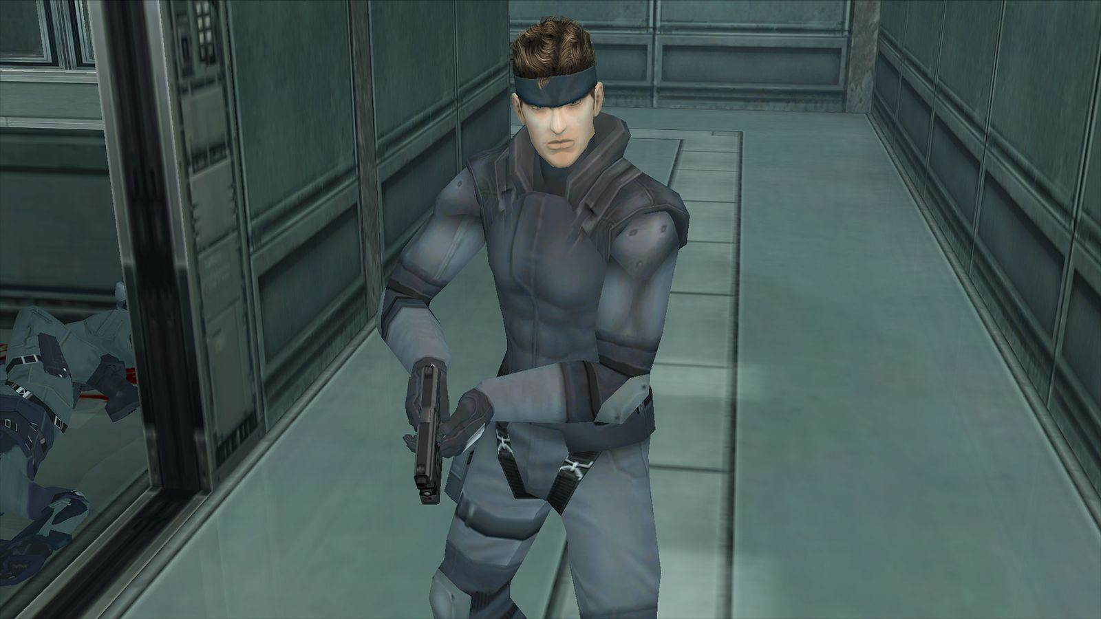 mgs 01 Fans Make Metal Gear VR App With Original Snake Voice Actor