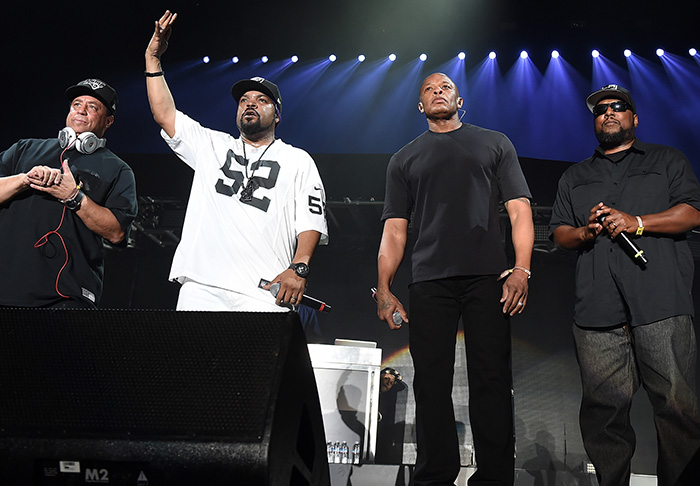 nwa1 Kendrick Lamar Teams Up With N.W.A. For Historic Coachella Performance