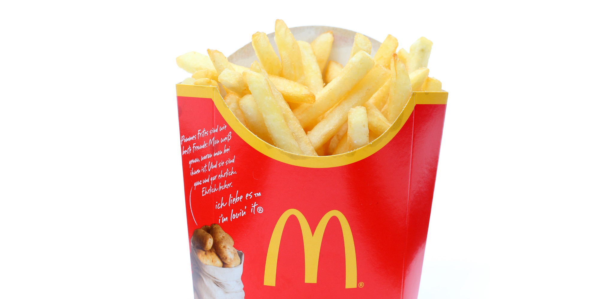o MCDONALDS FRIES facebook Heres What A McDonalds Meal Looks Like When Its Been Left For 10 Years