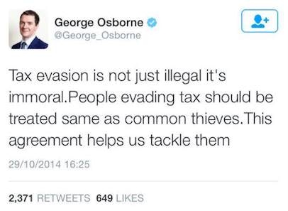 osbournetweet The Internet Is Seriously Calling For David Cameron To Resign