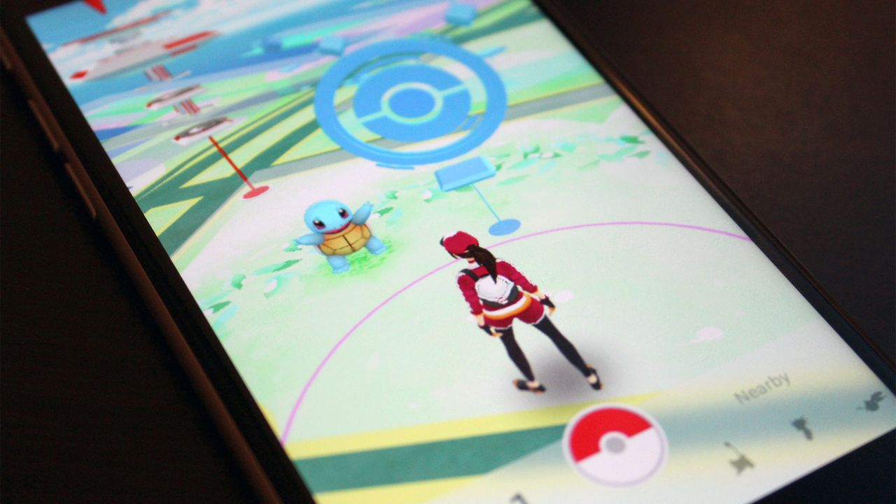 pokemon go photo.0.0 New Pokemon GO Footage Offers Best Look At The Game Yet