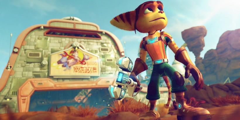 ratchet and clank ps4 1 820x410 Ratchet & Clank Is A Love Letter To A Treasured Franchise