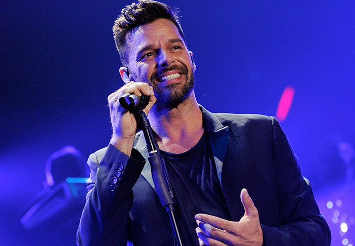ricky1 Woman Who Paid To Kiss Ricky Martin Has Disgusting Secret