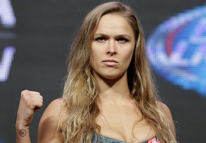 Ronda Rouseys Profile As Pokemon Mod Is Hysterical rousey3