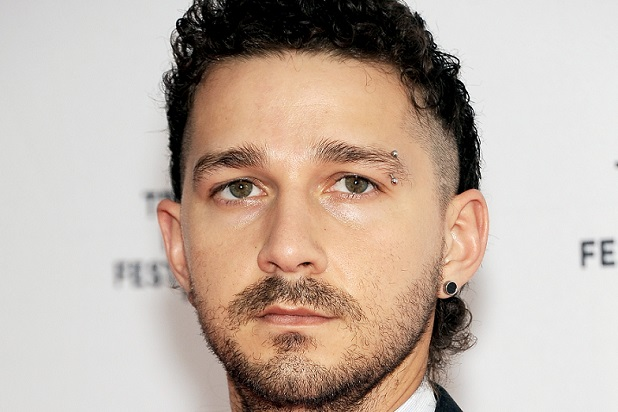 shia labeouf 1 Shia LaBeouf Left This Voicemail For Lookalike Who Got Punched
