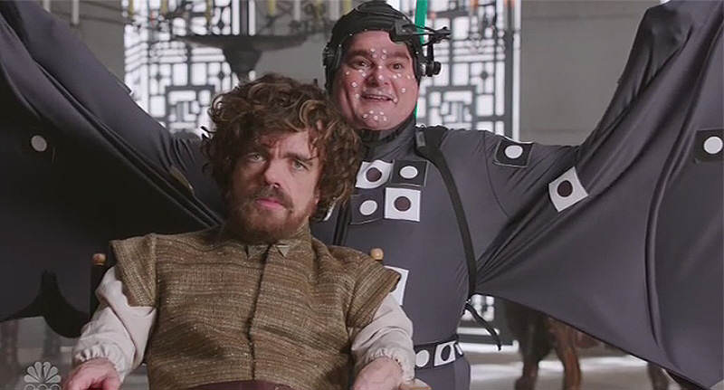 snl got FB SNL Reveals Hilarious Truth Behind Dragons In Game Of Thrones