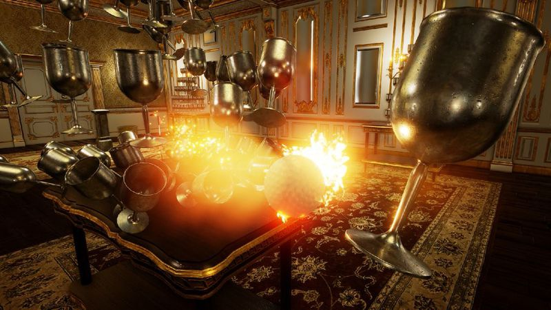 48063 1 1869f76157 Burnout Creators New Game Dangerous Golf Looks Absolutely Ridiculous