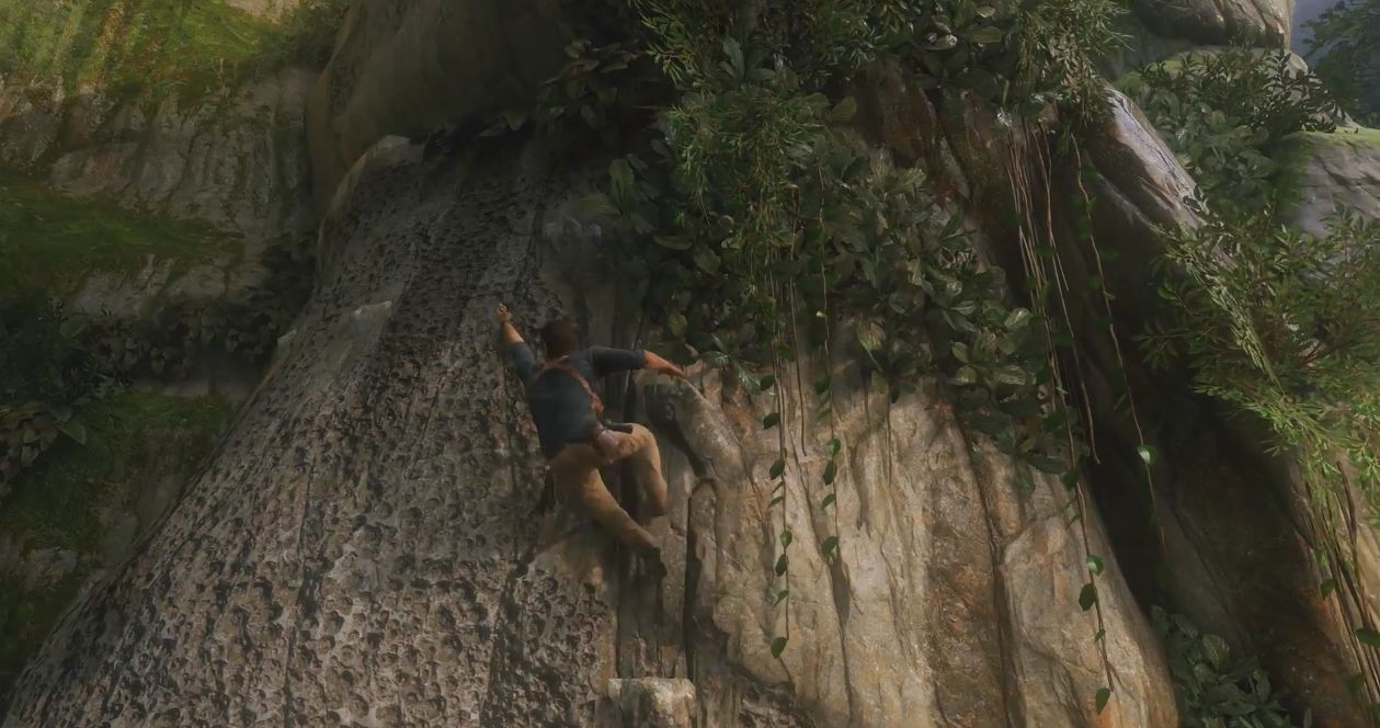 Naughty Dog Reveal What Was Cut From Uncharted 4