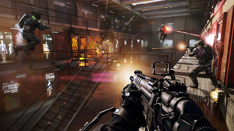 Call of Duty Advanced Warfare screenshot The 10 Best Selling Games Of 2015