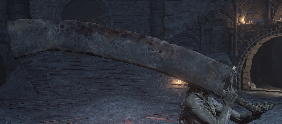 One Of Dark Souls 3s Hardest Bosses Wrecked In One Hit DS3GreatMachete