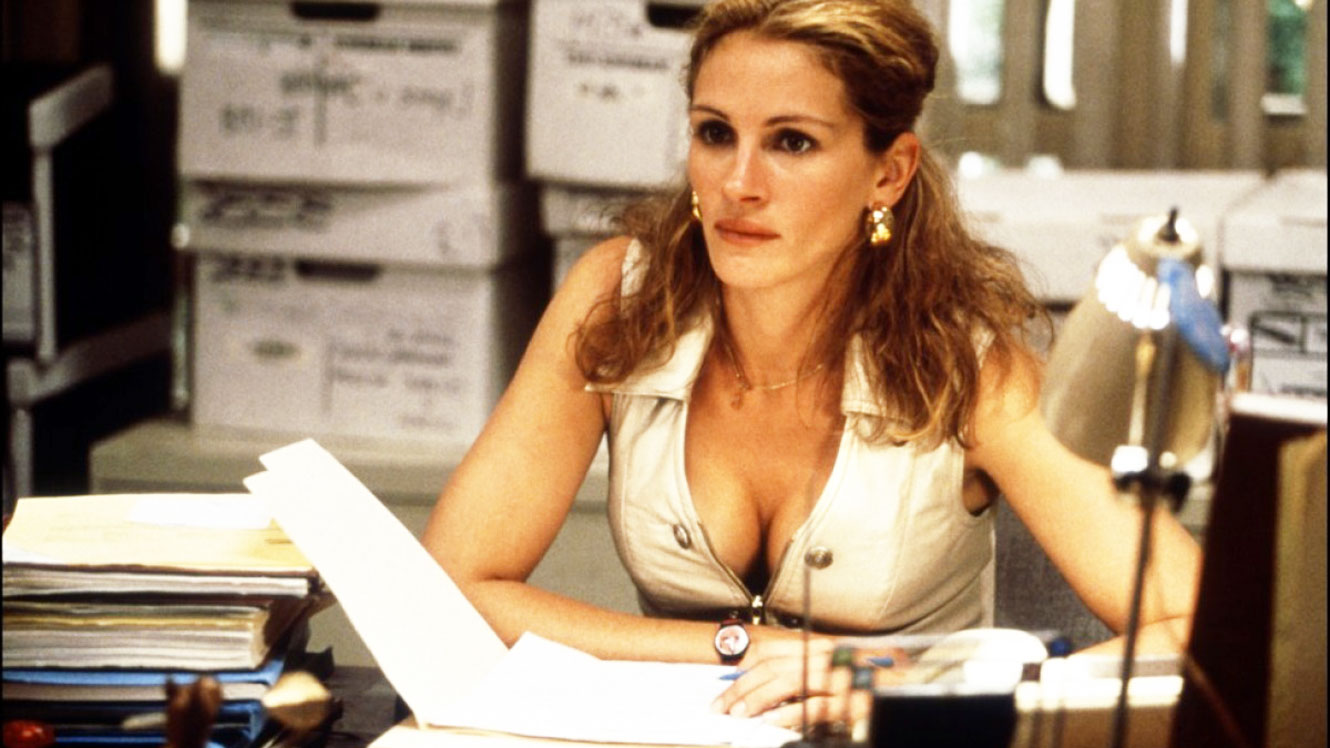 Erin Brockovich DI Heres How Much Julia Roberts Makes In One Day