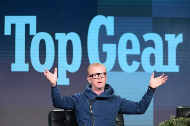 GettyImages 504034058 640x426 New Top Gear Host Chris Evans Defends TV Rival Jeremy Clarkson