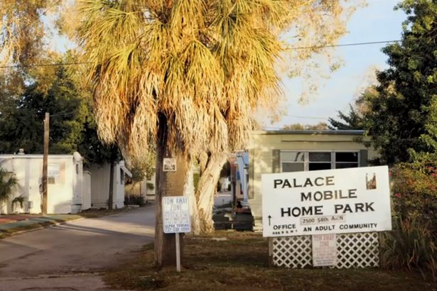 Inside Floridas pervert only trailer park This Adults Only Trailer Park Has A Dark Secret