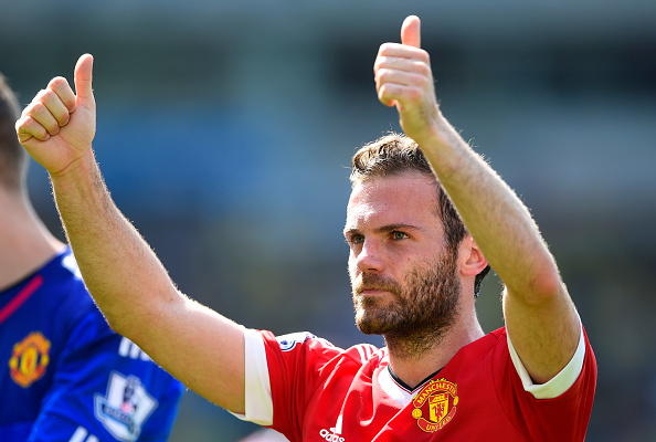 Five Things The Premier League Taught Us This Weekend Mata mike hewitt getty