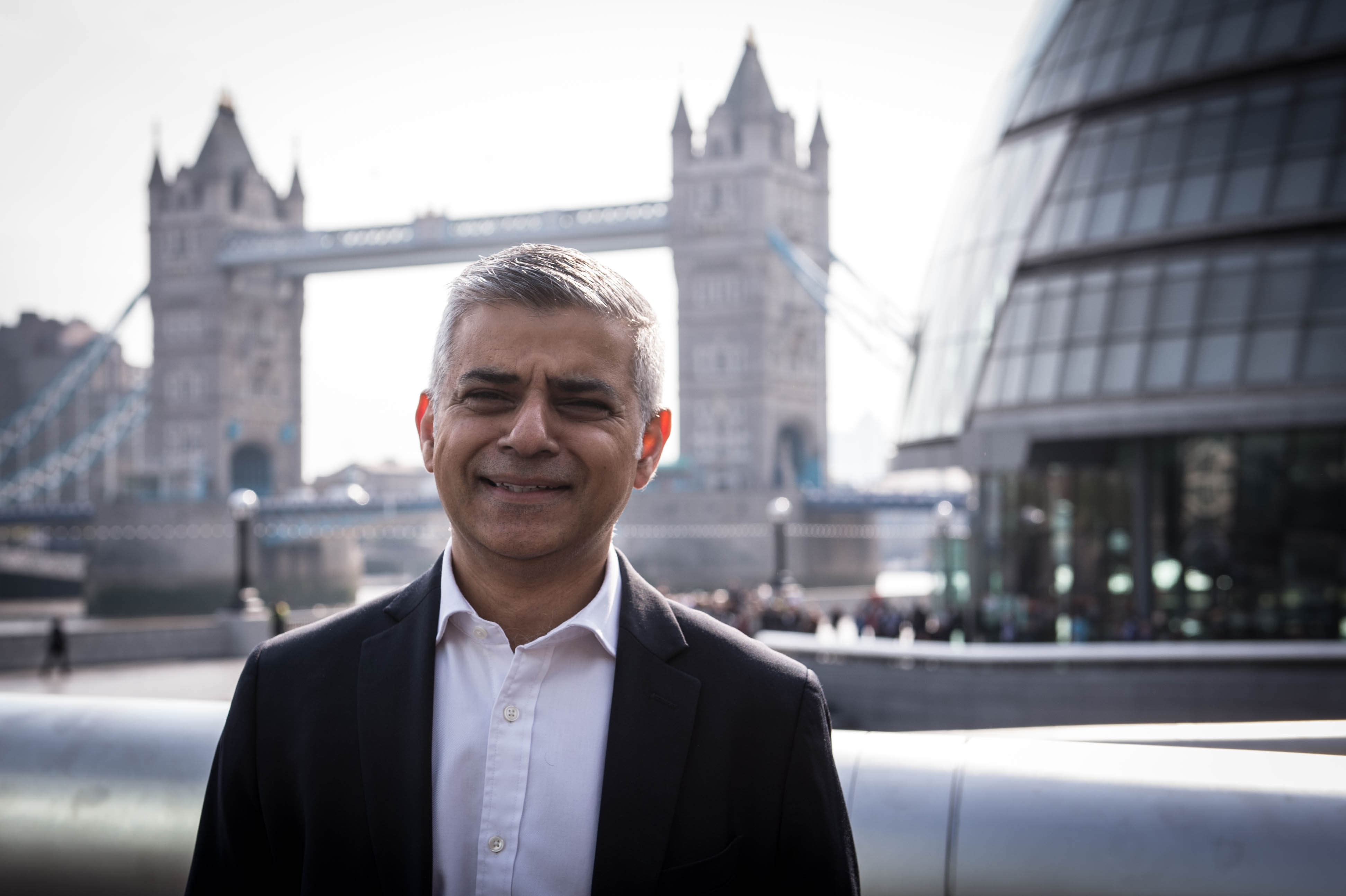 Donald Trump Challenges London Mayor To IQ Test PA 26277031