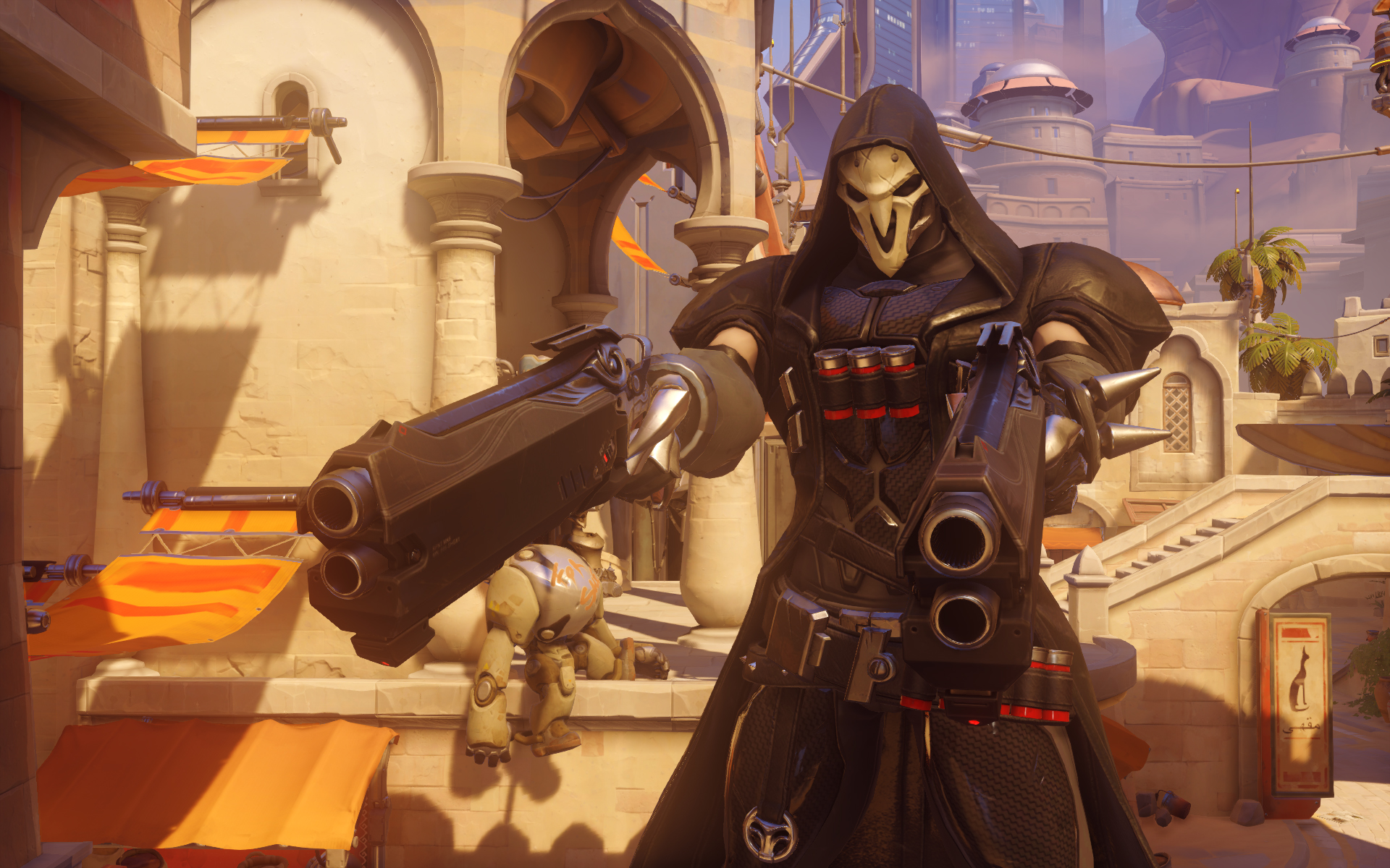 Reaper Overwatch 003 Everything You Need To Know About Overwatchs Story