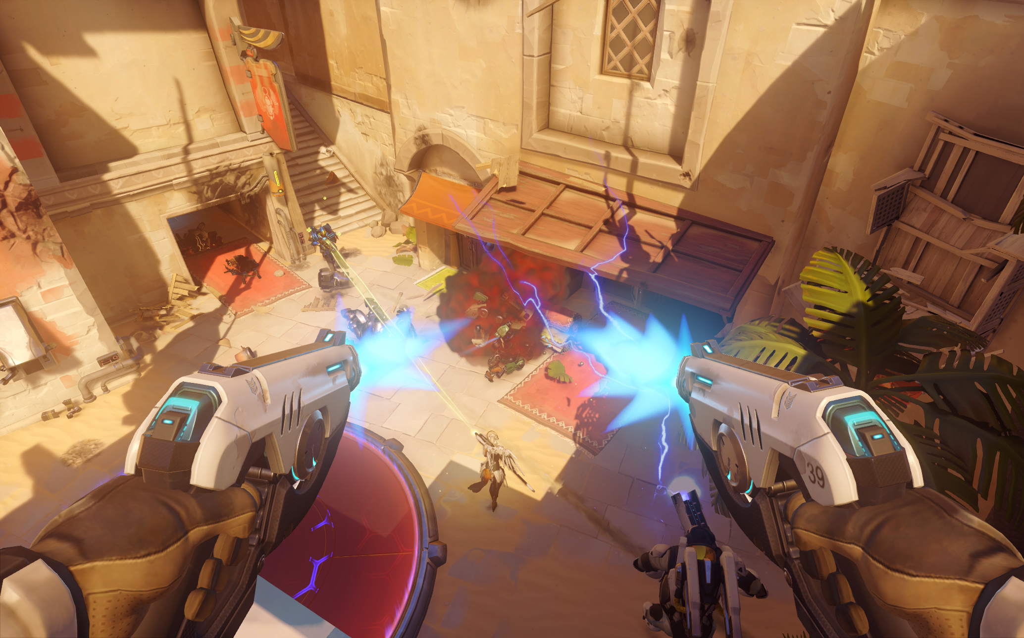 Tracer Overwatch 009 Overwatch Just Broke This Impressive Sales Record For Blizzard
