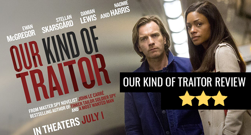 Traitor thumb Our Kind Of Traitor Is A Solid If Forgettable Spy Thriller