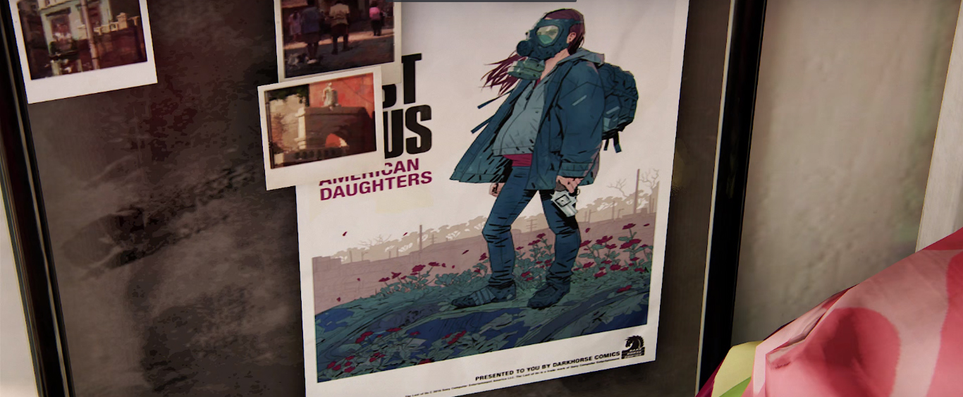 Untitled 1 28 The Last Of Us: American Daughters Secret Turns Up In Uncharted 4