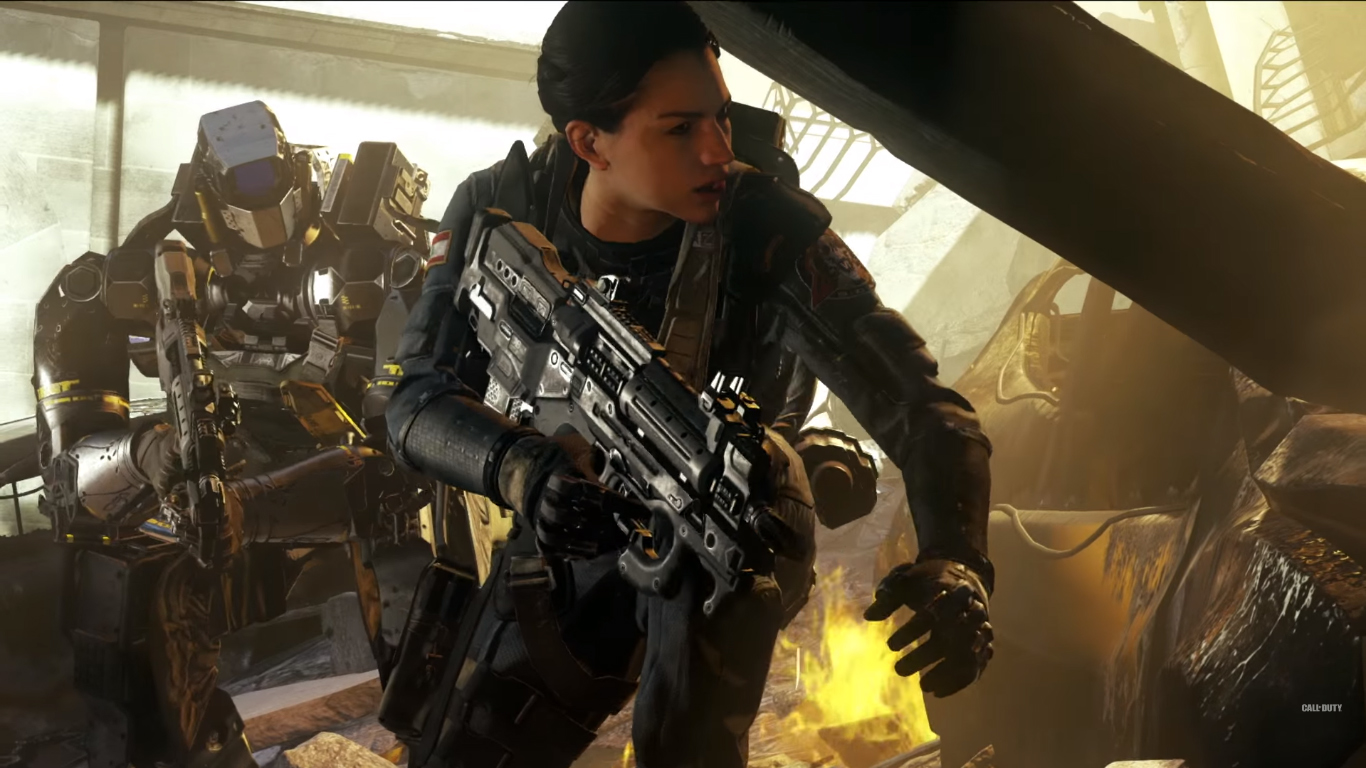 Untitled 1 Trailer For Call Of Duty: Infinite Warfare Drops, Tons Of New Info