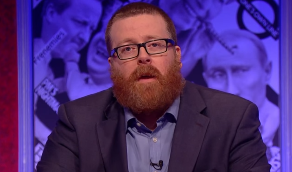 Untitled 2 Heres The Frankie Boyle Jokes So Offensive They Were Cut From HIGNFY