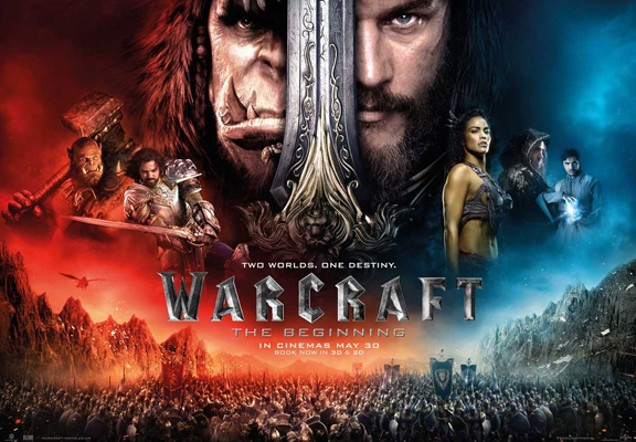 Warcraft: An Ambitious, Beautiful Film Ruined By Being A Faithful Adaptation Warcraft featured