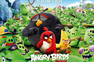 angry Birds featured