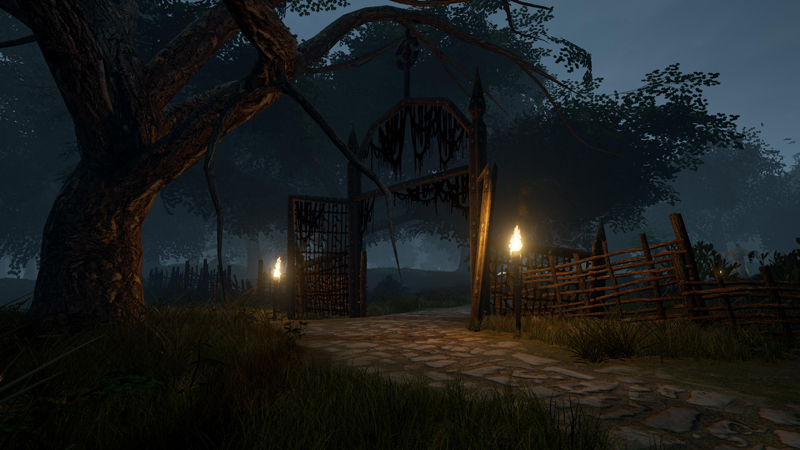 anpglti0axtbm1rybpbj World Of Warcrafts Duskwood In Unreal Engine 4 Is Pretty Creepy