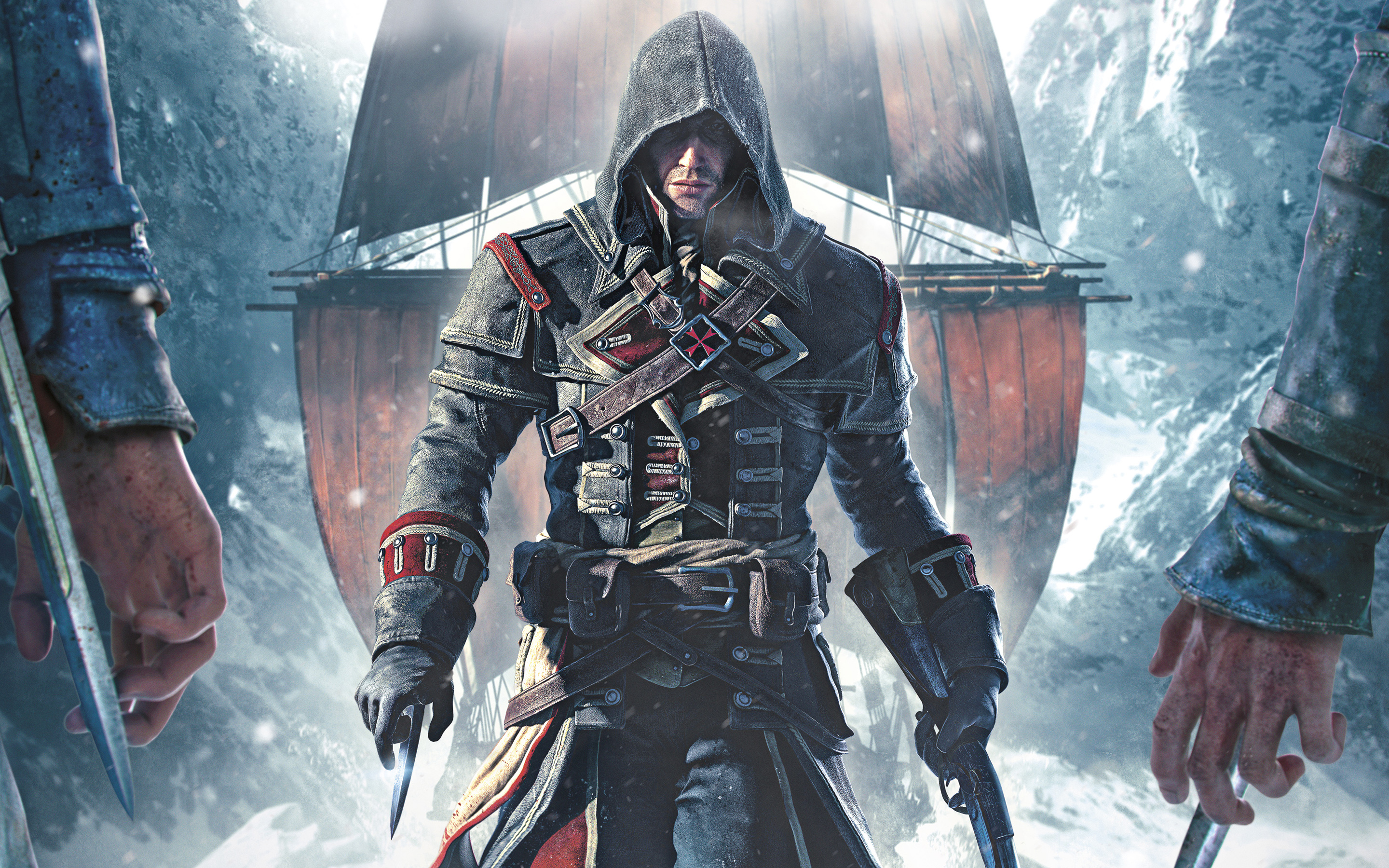 assassins creed rogue wide First Footage Of 1666: Amsterdam, The New Assassins Creed Surfaces